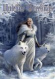 Anne Stokes-Winter Guardians  - Yuletide Greetings card